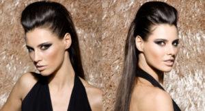 peinados para nochevieja pelo suelto tupe